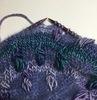 Мастер-класс по вязанию элемента Bouton 6ply в технике Лены Родиной Puff Color Knitting