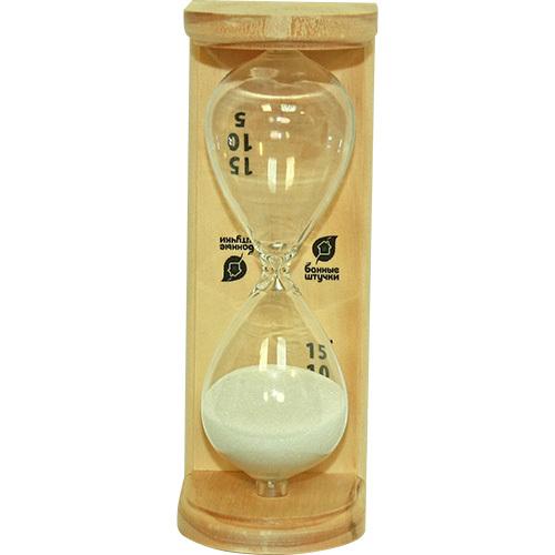Часы песочные для бани и сауны