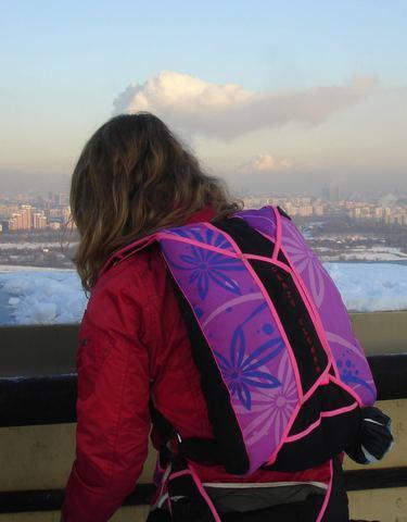 Ранец для BASE-прыжков Acrobat