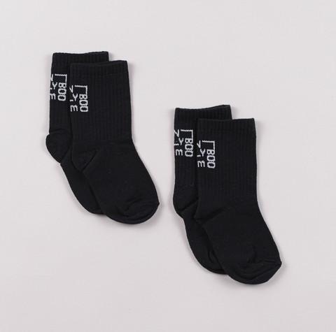 Bb team socks set - Black
