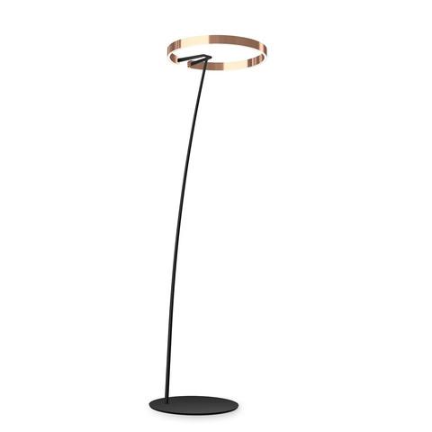 Напольный светильник копия Mito by Occio (розовое золото, H185)