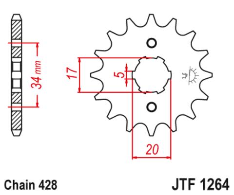 JTF1264