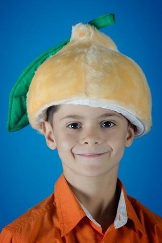 Карнавальная шапочка Груша