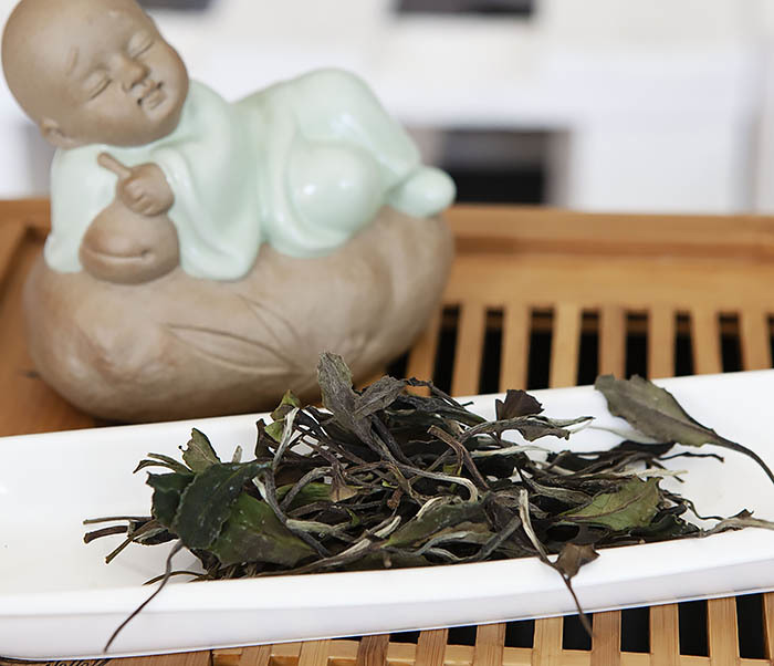 TEA-CH125 Китайский белый чай «Белый Пион» (Бай Му Дань, 50 гр) фото 04