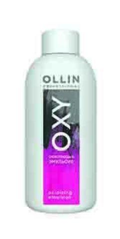 OLLIN oxy 3% 10vol. окисляющая эмульсия 150мл/ oxidizing emulsion
