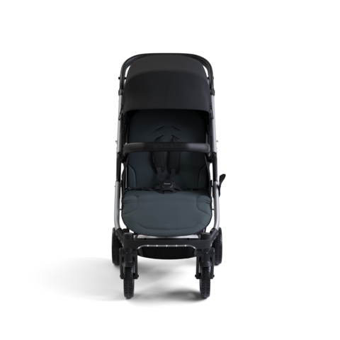 Прогулочная коляска X-Go Lunar Black (сумка и дождевик)