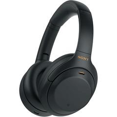 Наушники Sony WH-1000XM4 Black (Черный)