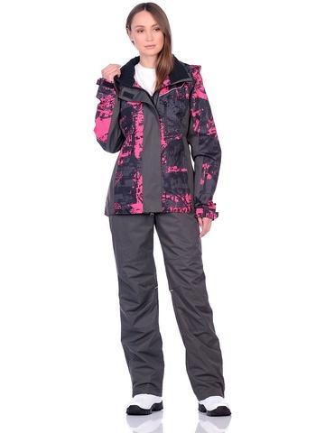 Женский демисезонный костюм Амур (мембрана Розовый)