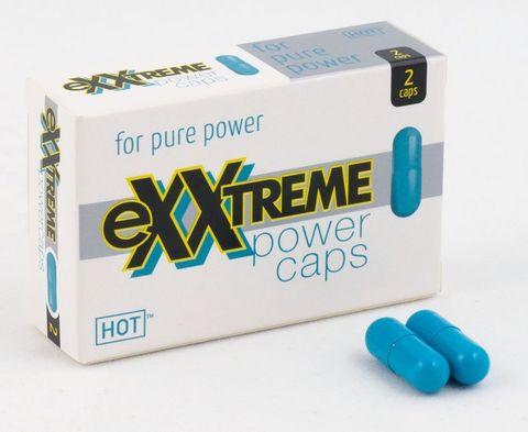 БАД для мужчин eXXtreme power caps men - 2 капсулы (580 мг.)