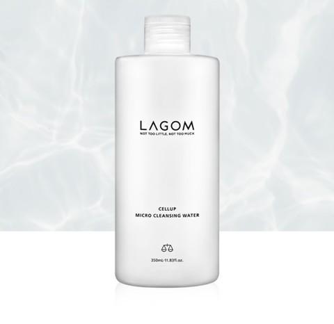 Очищающая вода для снятия макияжа, 330 мл / Lagom Cellup Micro Cleansing Water