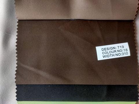 Портьерная ткань блэкаут однотонный люкс. Арт. Т-719-16