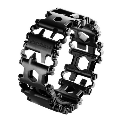 Браслет Leatherman Tread Black (832324)