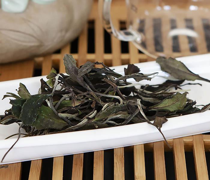 TEA-CH125 Китайский белый чай «Белый Пион» (Бай Му Дань, 50 гр) фото 05