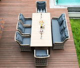 Комплект мебели из искусственного ротанга Мальта