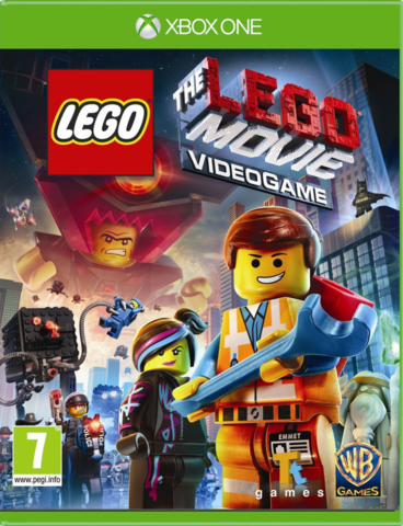 LEGO Movie Videogame (Xbox One/Series X, русские субтитры)