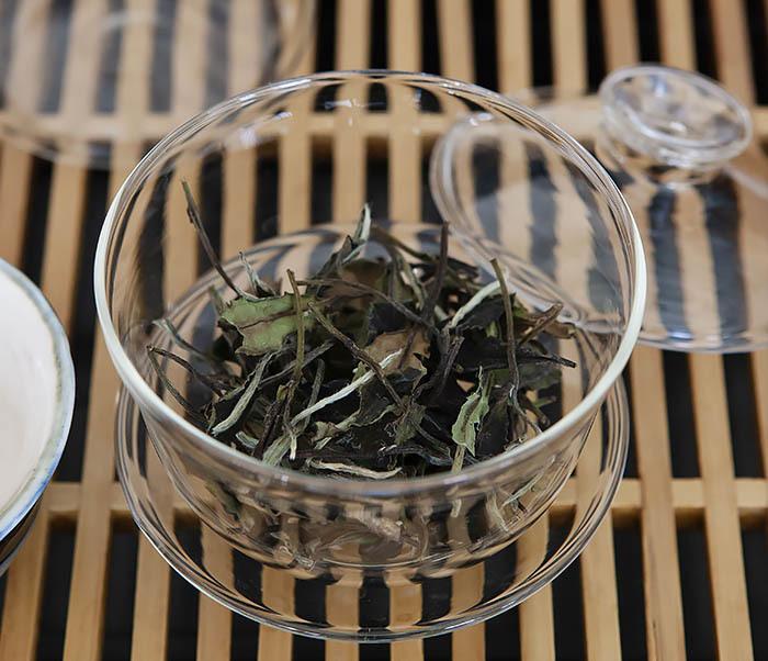 TEA-CH125 Китайский белый чай «Белый Пион» (Бай Му Дань, 50 гр) фото 06
