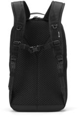 Рюкзак антивор Pacsafe Vibe 20, черный ECONYL, 20 л. - 2