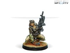 Hunzakut (вооружен Deployable Repeater) (вооружен Rifle + Light Grenade Launcher)