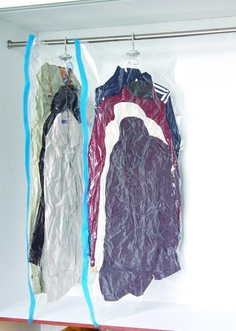 70*105 см с вешалкой вакуумный пакет для одежды