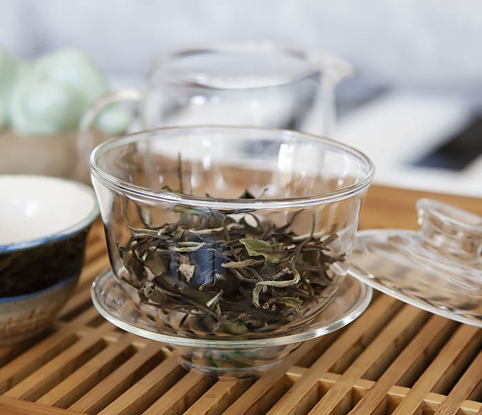 TEA-CH125 Китайский белый чай «Белый Пион» (Бай Му Дань, 50 гр) фото 07
