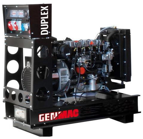 Дизельный генератор Genmac G15PO