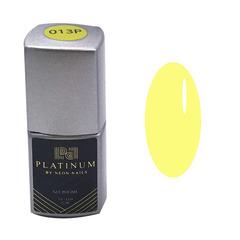 Купить гель-лак желтого цвета PLATINUM