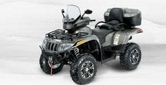 Квадроцикл Arctic Cat TRV 1000 LIMITED фото