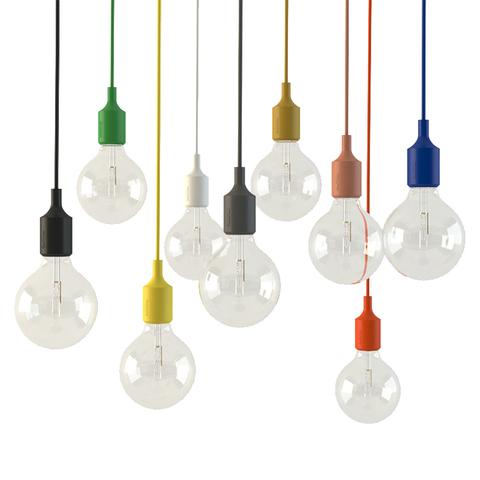Подвесной светильник копия E27 by Muuto
