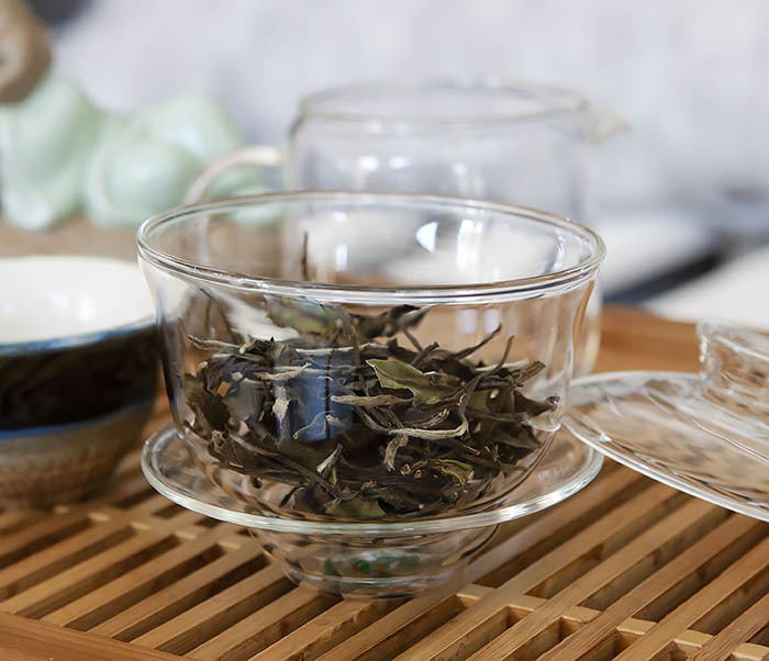 TEA-CH125 Китайский белый чай «Белый Пион» (Бай Му Дань, 50 гр) фото 08