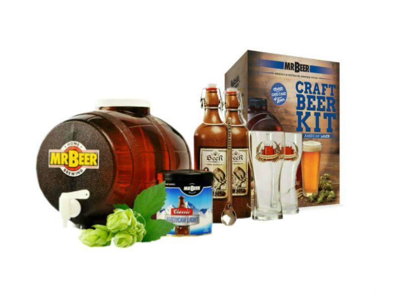 Уценка пива Домашняя мини-пивоварня Mr.Beer 2010 EDITION 009861_.jpg