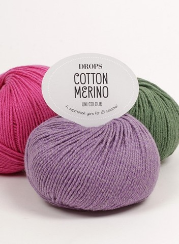 COTTON MERINO  (цена за упаковку)