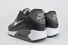 кроссовки Nike Air Max 90 Leather Black / White