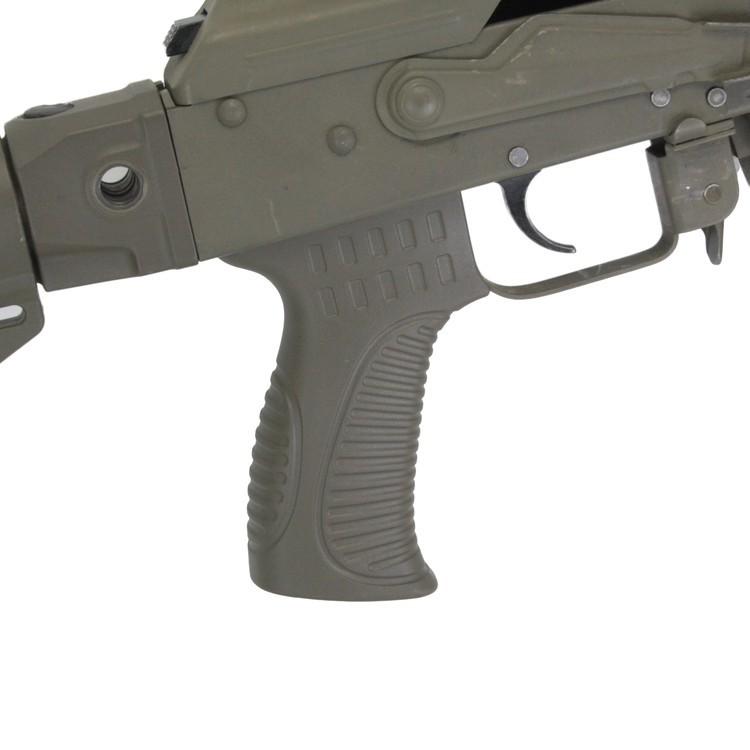 Эргономичная рукоять АК 47/74, DLG Tactical - на автомате