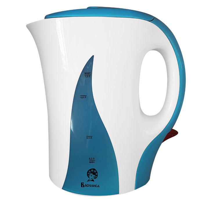 Чайник электрический 1,0л ВАСИЛИСА Т11-1100