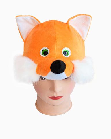 Купить Маску-шапочку Лиса - Магазин