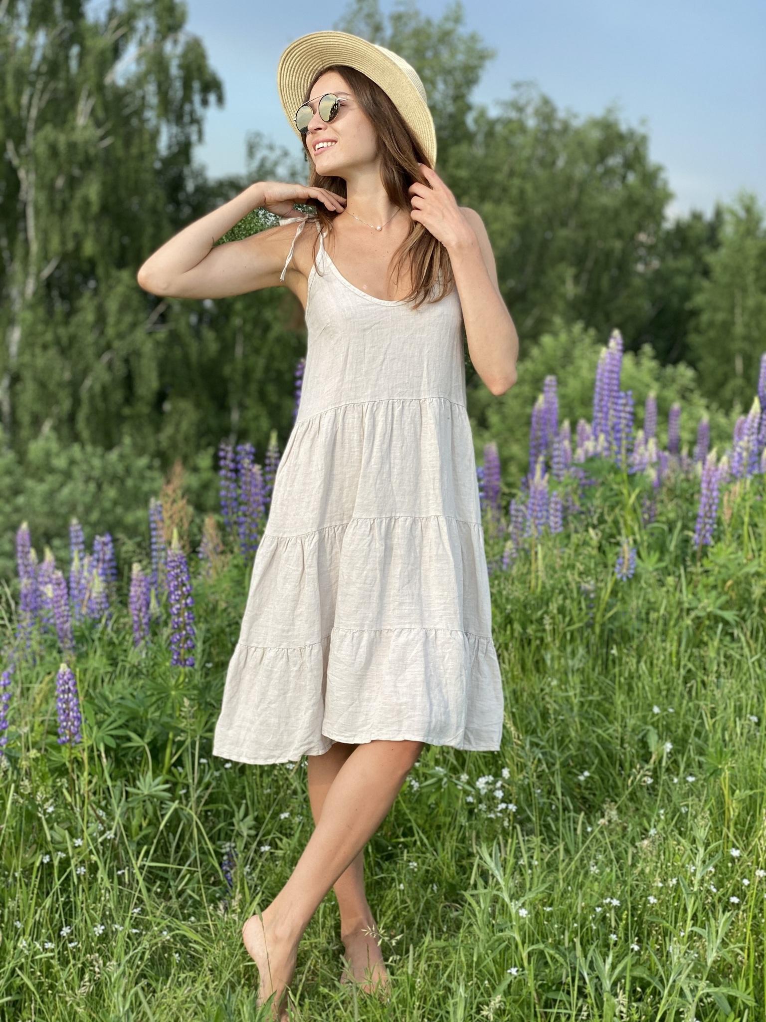 Платье, Ballerina, HELLO SUMMER (ivory)
