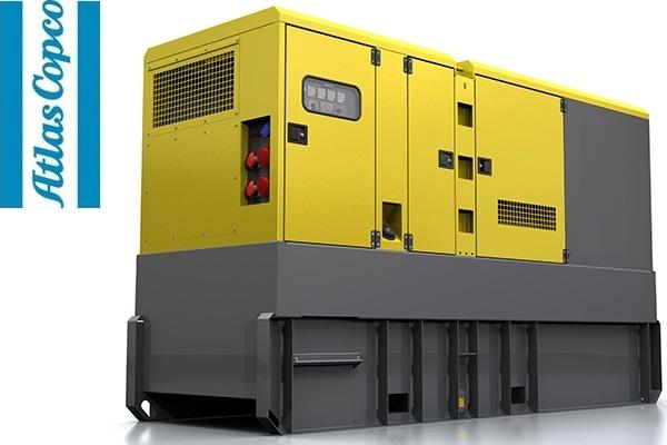 Дизельная электростанция (генератор) Atlas Copco QAS 275