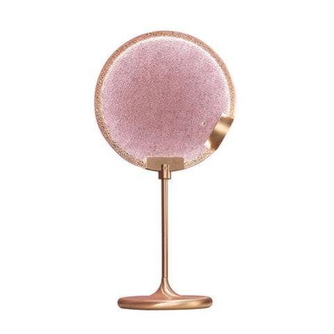 Настольный светильник Horo by Masiero (розовый)