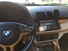 Магнитола для BMW 5 E39/X5 E53 Android 9.0 2/32GB IPS модель CB3062T8