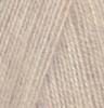 Пряжа Alize Angora Real 40 152 (Бежевый меланж)