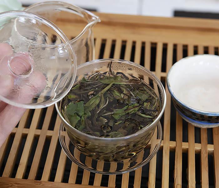 TEA-CH125 Китайский белый чай «Белый Пион» (Бай Му Дань, 50 гр) фото 09