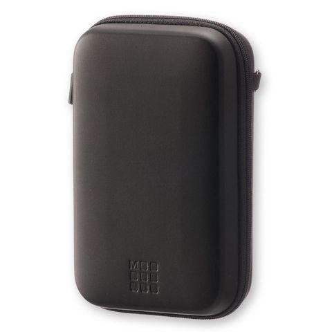 Чехол для путешествий Moleskine Journey Pouch MEDIUM 115х180x45мм (в компл.:ремешок наплечный) черный блистер