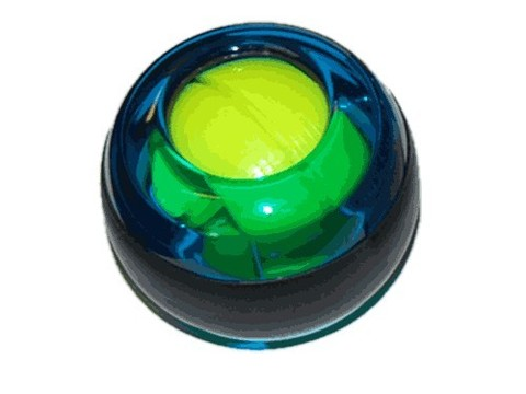Тренажёр кистевой POWER BALL пластик :(ABS ASA128):