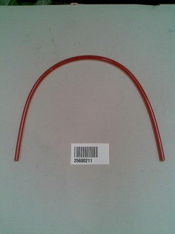 25600211 Шланг ПВХ диам.11/7 X 800 MM красный