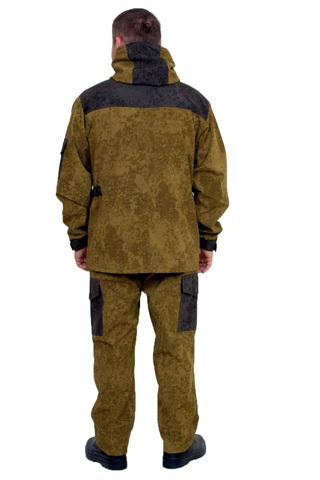 Костюм демисезонный Горка Вожак (ткань смесовая ТИСИ на флисе)- 5 градусов
