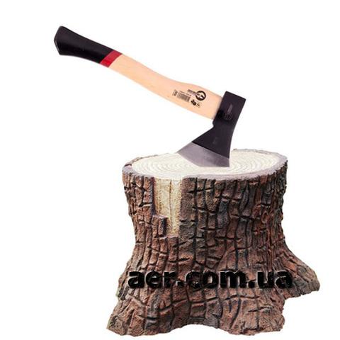 HT-0266 Топор 600г ручка из дерева