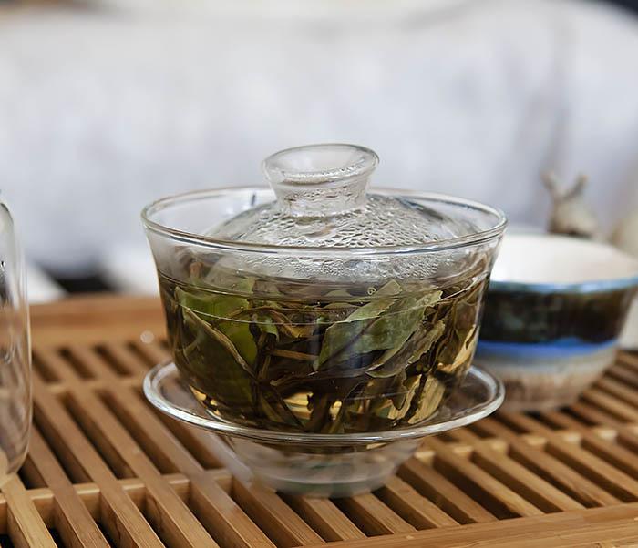 TEA-CH125 Китайский белый чай «Белый Пион» (Бай Му Дань, 50 гр) фото 10