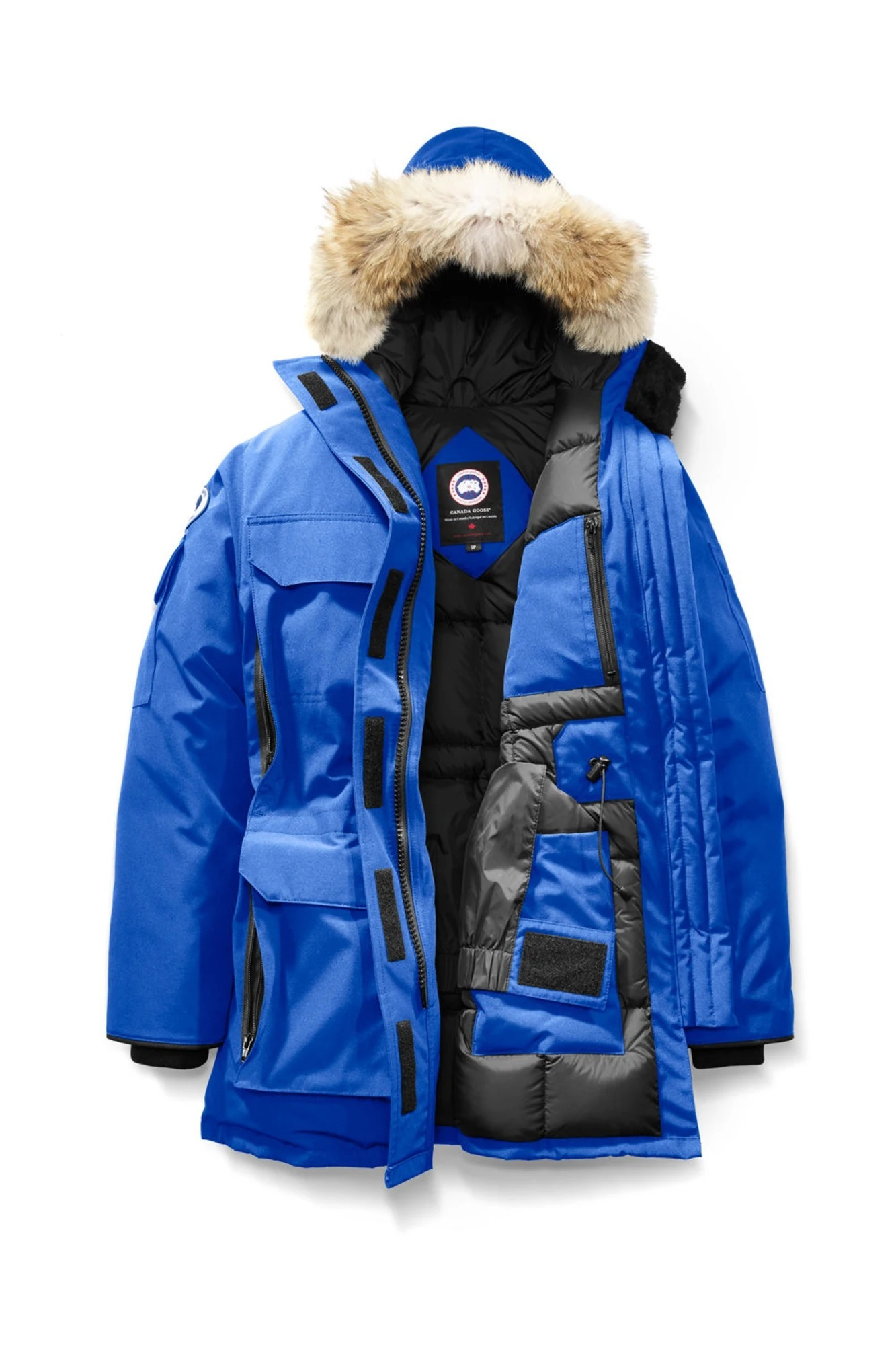 EXPEDITION PARKA WOMEN'S BLUE 4570