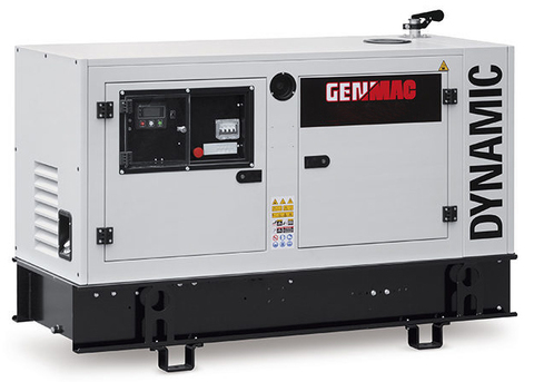 Дизельный генератор Genmac G15PS