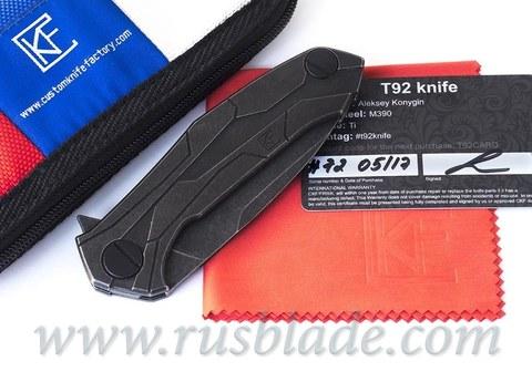 CKF T92 Knife